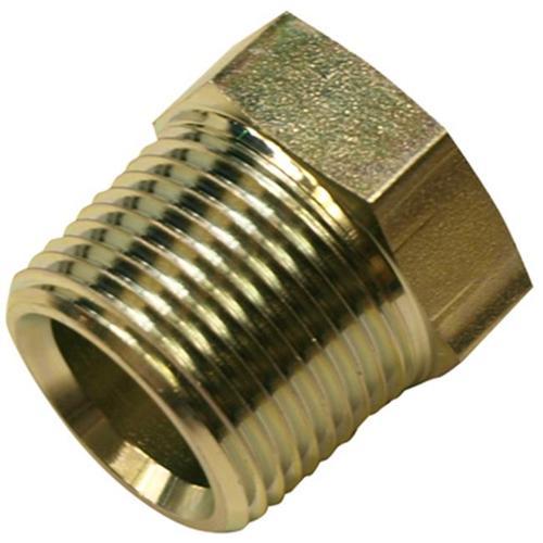"APACHE HOSE & BELTING INC 39035482 3/4"" Male Pipe x 1/2"" Female Pipe, Hydraulic Adapter"