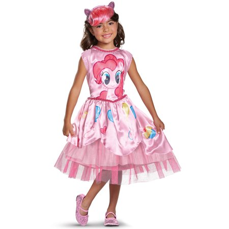 Girls Pinkie Pie Movie Classic Costume