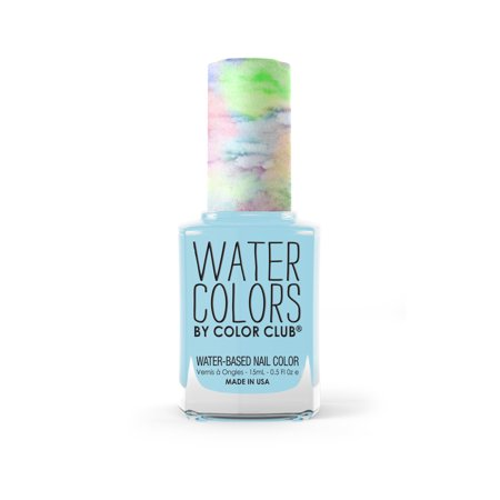 Color Club Nail Lacquer You Will Be Mist 05W133