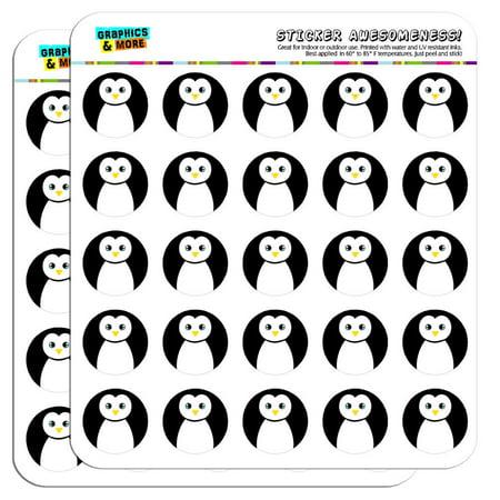 Penguin Black and White 1