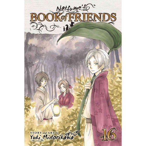 Natsume's Book of Friends 16