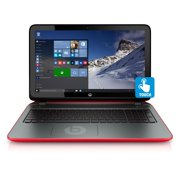 """Hp Beats Special Edition 15-p300 15-p390n 15.6"""" Touchscreen Notebook - Amd A-series A10-7300 Quad-core [4 Core] 1.90 Ghz - Black Twinkle, Ash Silver, Vibrant Red - 8 Gb Ram - 1 Tb Hdd - (n8w02ua-aba)"""