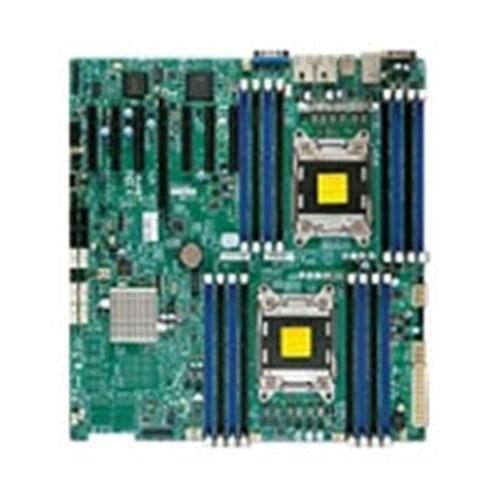 Supermicro Computer Dual LGA2011  Intel C602  DDR3  SATA3  V&2GbE  EATX Server Motherboard X9DRH-IF-B by Supermicro Computer