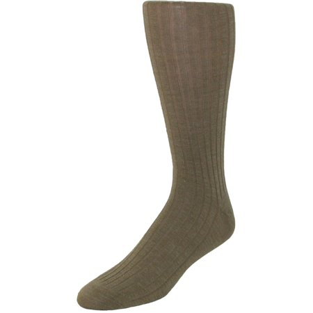 Men's Merino Wool Over the Calf Dress Socks