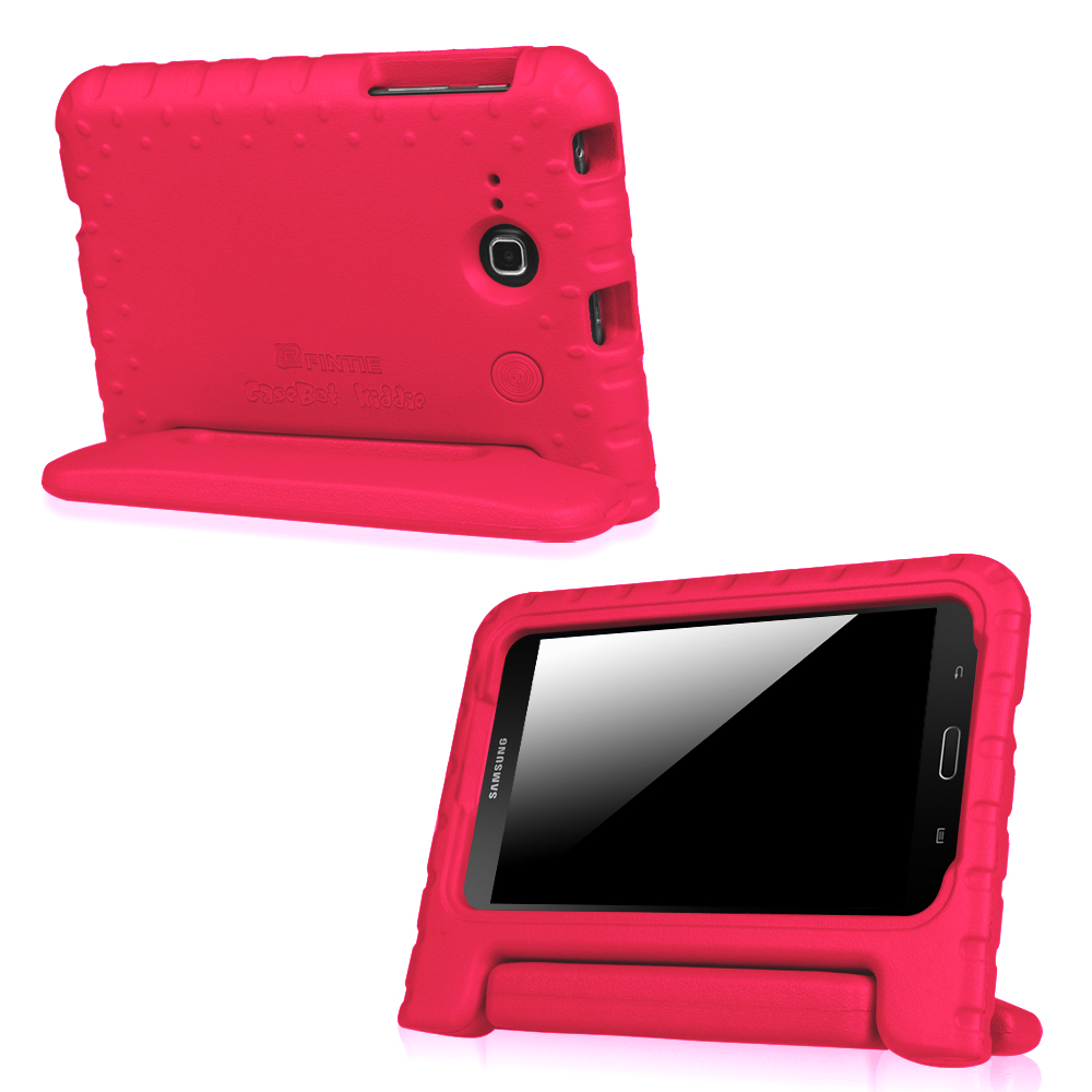 """For Samsung Galaxy Tab E Lite 7"""" / Tab 3 Lite 7.0 Tablet Kiddie Case Lightweight Shock Proof Stand Cover"""