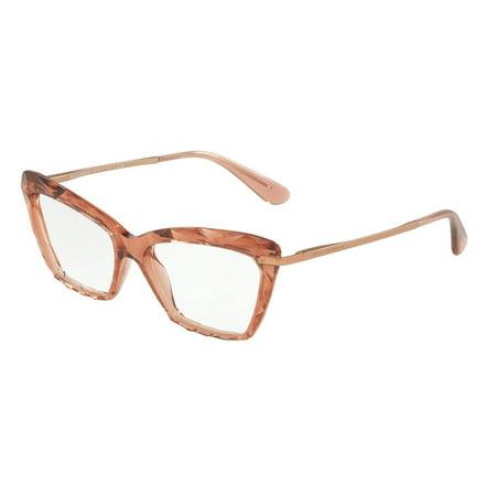 Eyeglasses Dolce & Gabbana DG 5025 3148 TRANSPARENTE (Dolce Gabbana Frames)