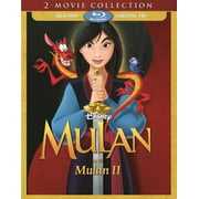 Mulan / Mulan II: 2-Movie Collection (Blu-ray)