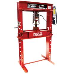 40 Ton Air/Hydraulic Shop Press
