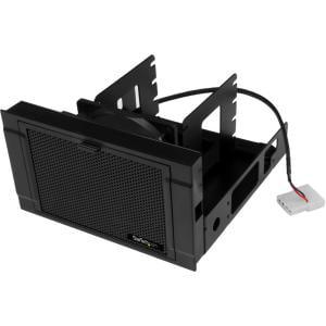"Startech BRACKET425F 4x 2.5"" SSD/HDD Mounting Bracket with Cooling Fan"