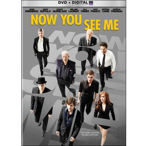 Now You See Me (DVD + Digital HD) (With INSTAWATCH) (Widescreen)