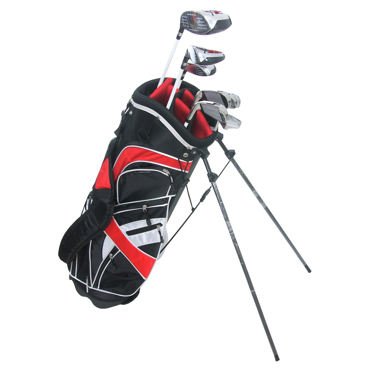 Precise GT-R 13 Piece Women's Complete Golf Set, Stand Bag Included! -
