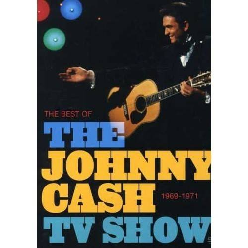 The Best Of The Johnny Cash TV Show (2 Discs Music DVD)