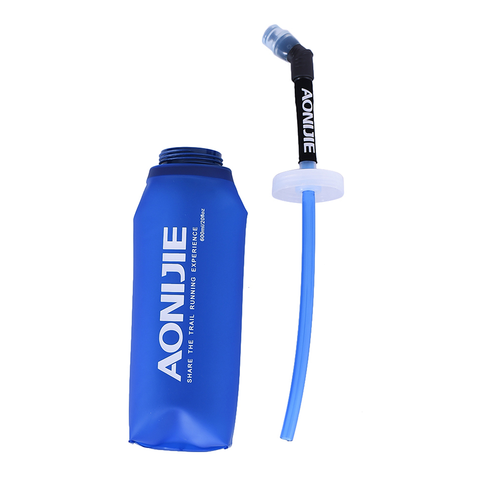 AONIJIE Portable Soft Water Bottle Cycling Outdoor Running Sports Squeezed Tools