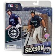 McFarlane MLB Sports Picks Series 15 Richie Sexson Action Figure [Blue Jersey]