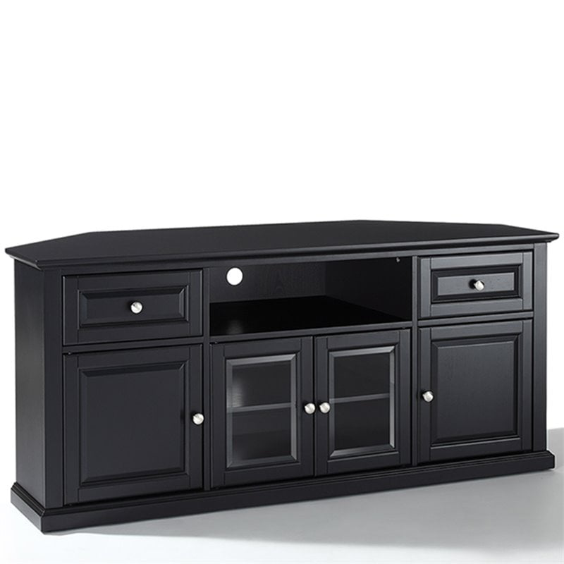 "Crosley Furniture Corner TV Stand for TVs up to 60"" - Walmart.com"