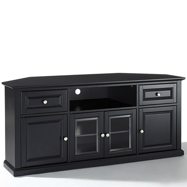 Crosley Furniture Corner Tv Stand For Tvs Up To 60 Walmart Com Walmart Com