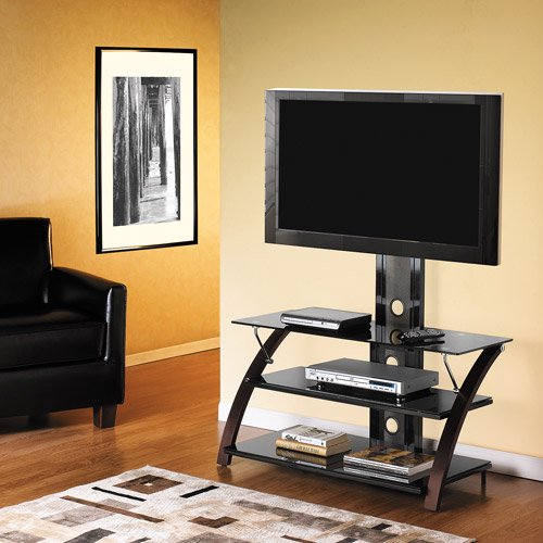 Tv Stand With Removable Mount For Flat Panel Tvs Up To 42