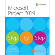 Microsoft Project 2019 Step by Step - eBook