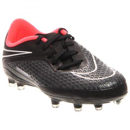 Nike JR Hypervenom Phelon FG GS - Black - Boys