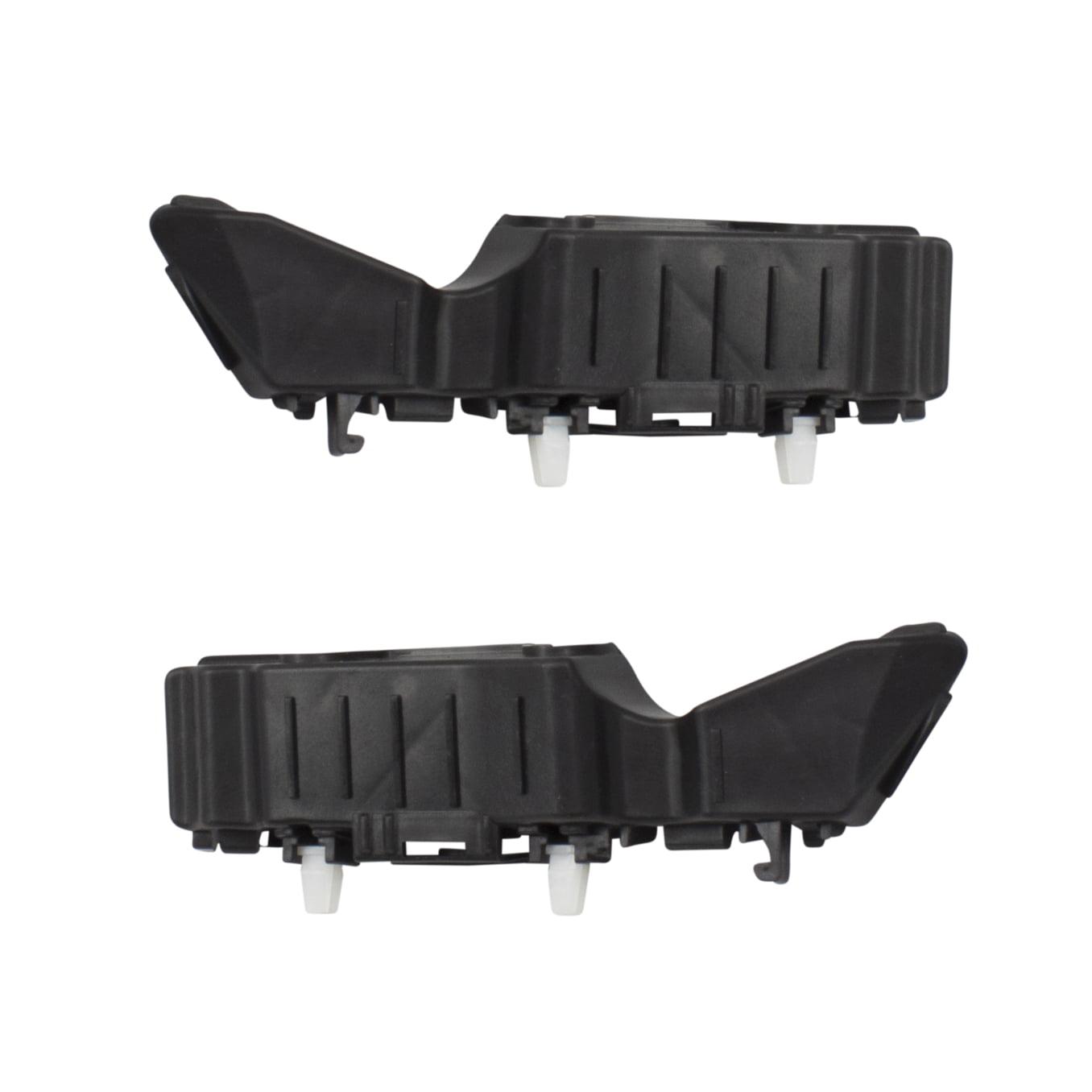 Front Bumper Bracket 12-17 Accent Driver Passenger Set 2 865131R000 865141R000
