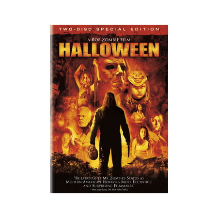 Halloween (DVD) (Halloween Parties In Hollywood 2017)