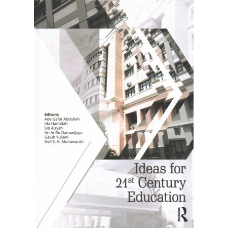 Ideas for 21st Century Education : Proceedings of the Asian Education Symposium (AES 2016), November 22-23, 2016, Bandung, Indonesia