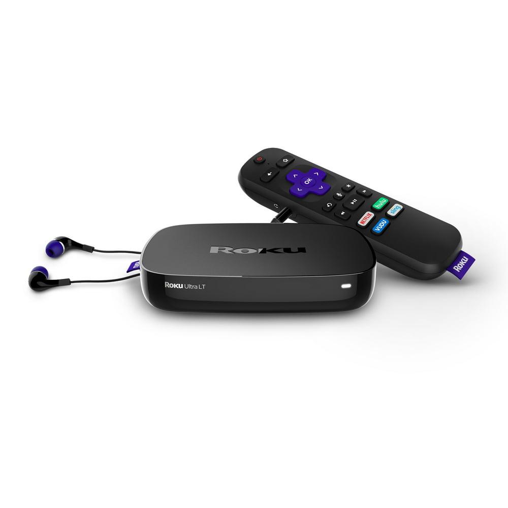 Roku Ultra LT Streaming Media Player 2019 (Manufacturer Refurbished)