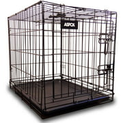 ASPCA Travel Pet Dog Wired Kennel, Small