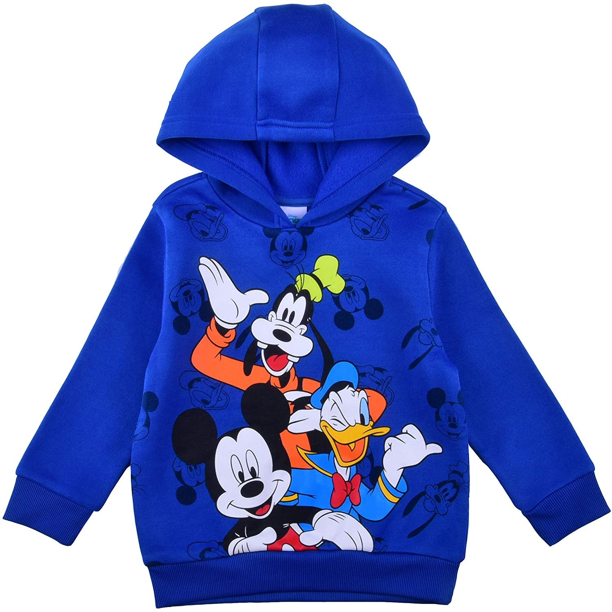 Mickey Mouse Kids Girls Tail Sweater Hoodies Sweatshirt Jumper Pullover Top Coat