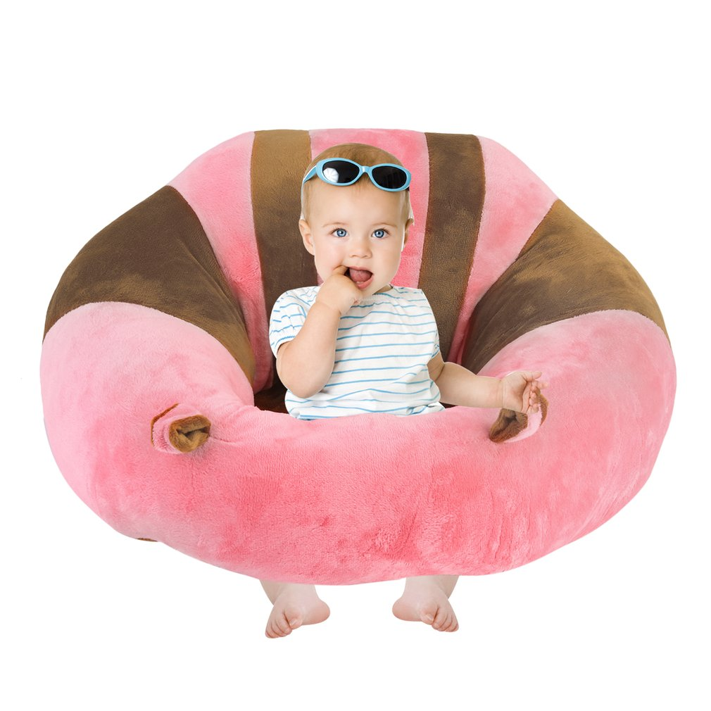 ONLINE Comfortable Infant Newborn Baby Sofa Support Seat Soft Cotton Travel Car Baby Seat Pillow Cushion Seat Sofa Chair