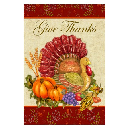 Toland Home Garden Thankful Turkey - Thankful Turkey Craft