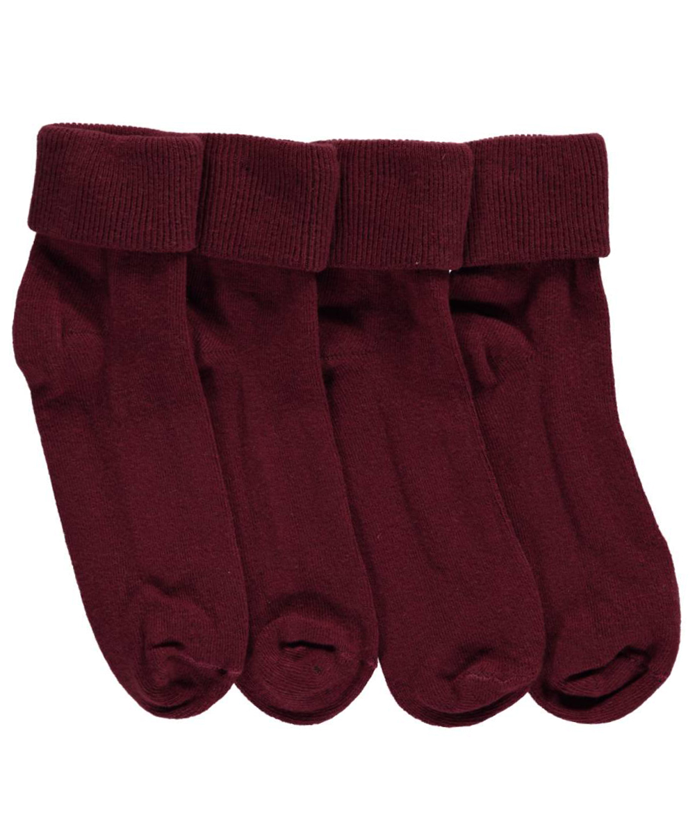 Cookie's Brand Triple Roll 2-Pack Socks (Sizes 5 - 11)