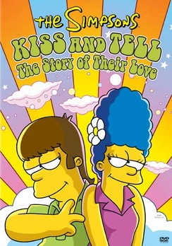 The Simpsons: Kiss and Tell (DVD) by TWENTIETH CENTURY FOX