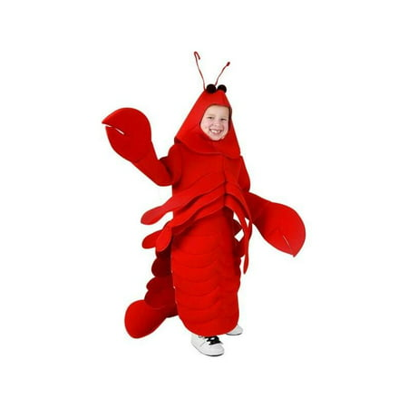 Child Lobster Costume](Lobster Costume Pattern)