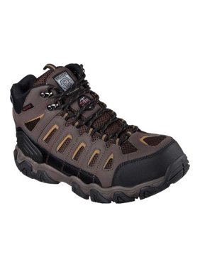 Men's Skechers Work Blais Bixford Steel Toe Boot