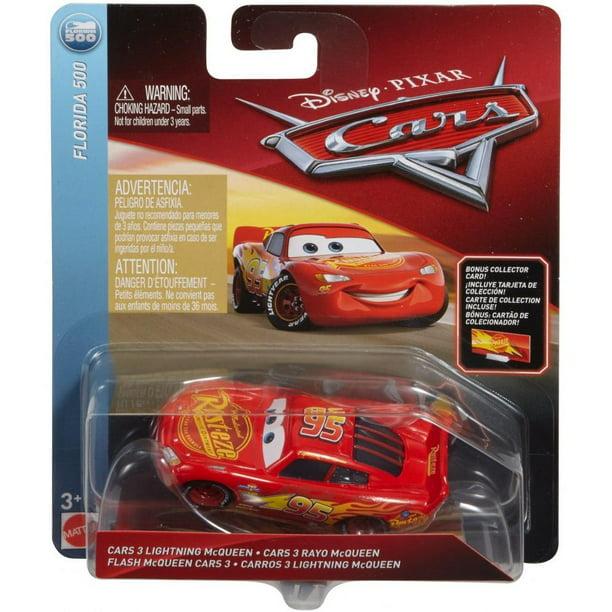 Disney Pixar Cars Die Cast Florida 500 Lightning Mcqueen Walmart