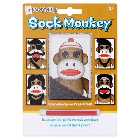 Sock Monkey Clothes (Sock Monkey - Wooly Willy)