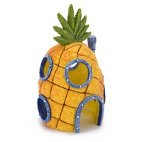 Spongebob Pineapple Home Aquarium Decoration, 8-Inch