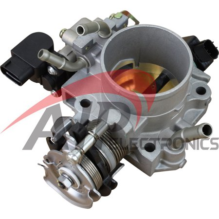 New Throttle Body Assembly for 2003-2006 Honda Accord Element 2.4L 16400-RAA-A62 (Throttle Body Assembly)