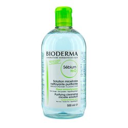 Bioderma Sebium H2O Micelle Solution, Combination or Oily...