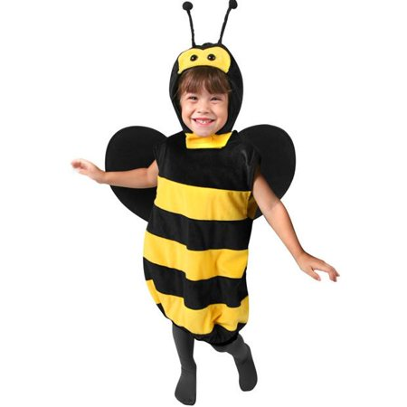 Plush Child's Bee Costume - Bed Costume