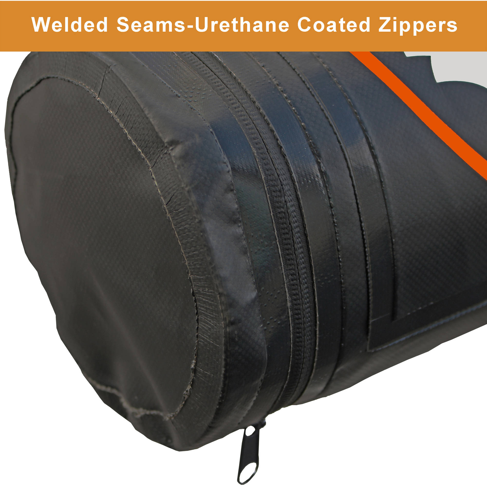 Rightline Gear 100J78-B Black Soft Top Window Storage Bag