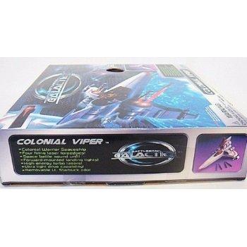 Battlestar Galactica Electronic COLONIAL VIPER Spaceship (1996 Trendmasters)