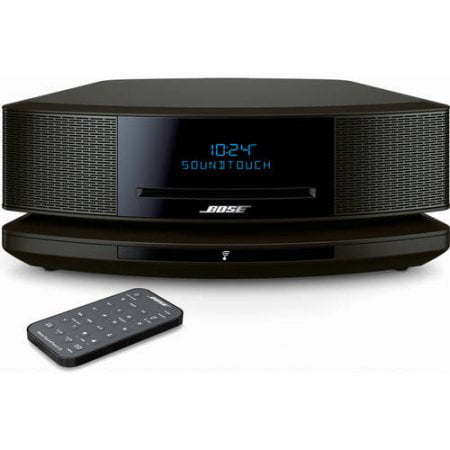 Bose Wave SoundTouch Music System & Bose SoundTouch 10 Wireless Speaker ()