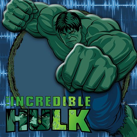 The Incredible Hulk Decorative Pillow - Walmart.com