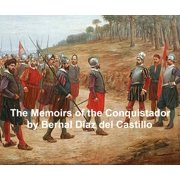 Memoirs of the Conquistador, both volumes - eBook