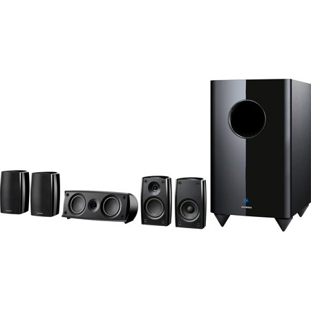 Onkyo SKS-HT690 5.1-Channel Home Theater Speaker System Onkyo Wireless Home Theater System