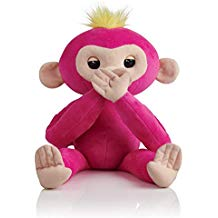 Wowwee Usa Fingerlings Hug Monkey