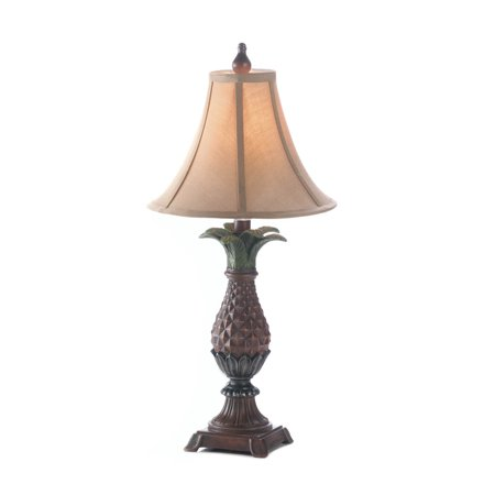 treehouse golden pin pay less palms lamps pineapple tropical lamp more expect pineapples