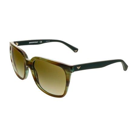 6816637b9b90 Emporio Armani - Emporio Armani EA4049 Wayfarer Sunglasses - Walmart.com